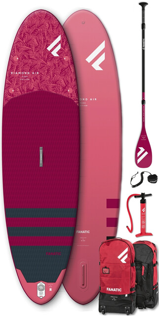 Fanatic Fly Air PremiumC35 SUP Package 10'8 Inflatable SUP